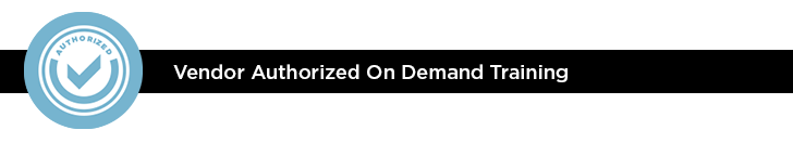 Vendor Authorized On Demand Training