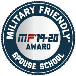 New Horizons of Global earns 2019-2020 Military Spouse Friendly® School Designation