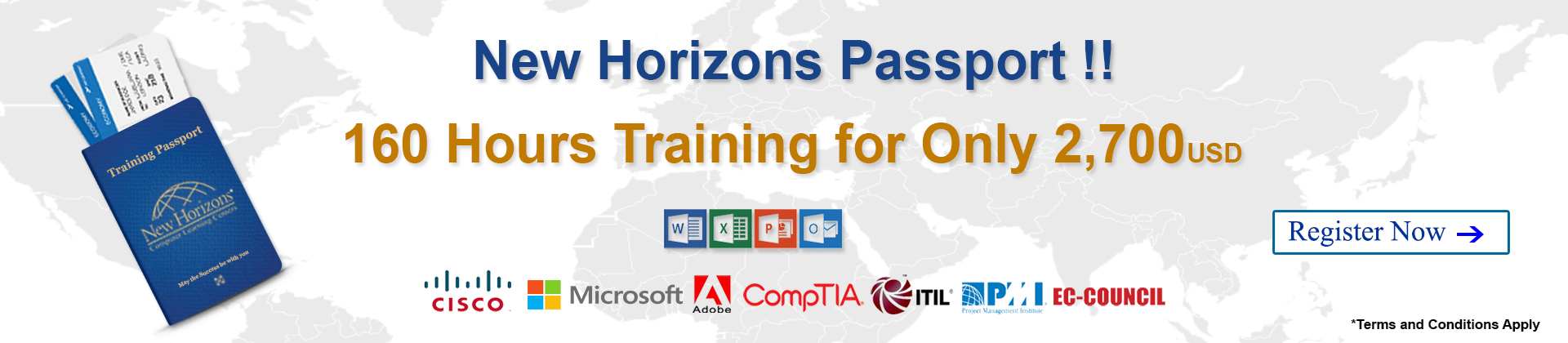 New horizons abu dhabi computer training certification contact us now 1betcityfo Images