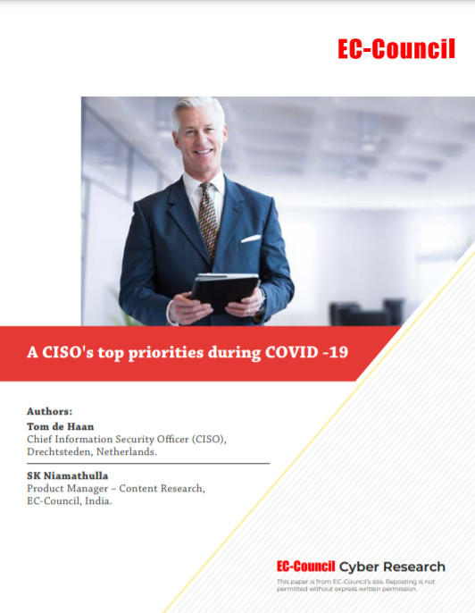 CISOs-top-priorities-during-COVID-19