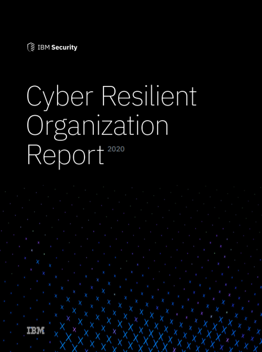 IBMSecurityCyberResilientOrganizationReport2020