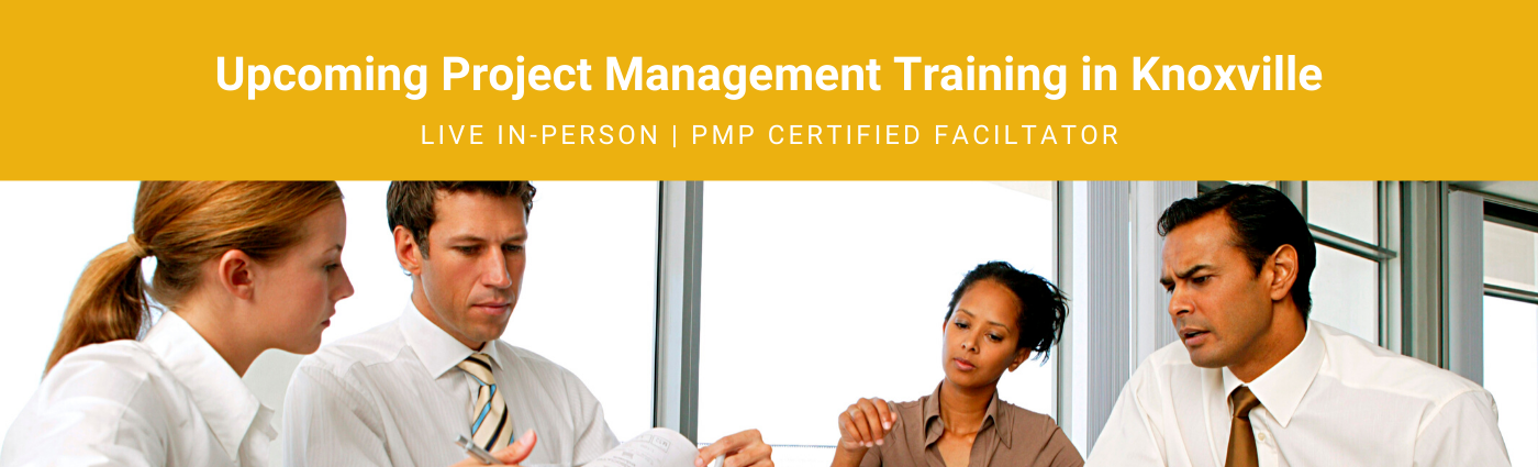 Knoxville Project Management Training
