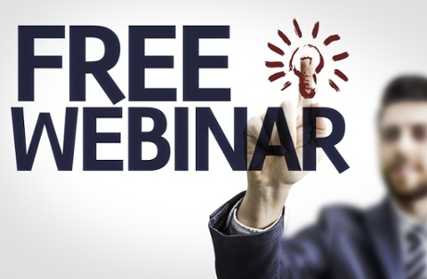 Free Webinars from New Horizons Knoxville